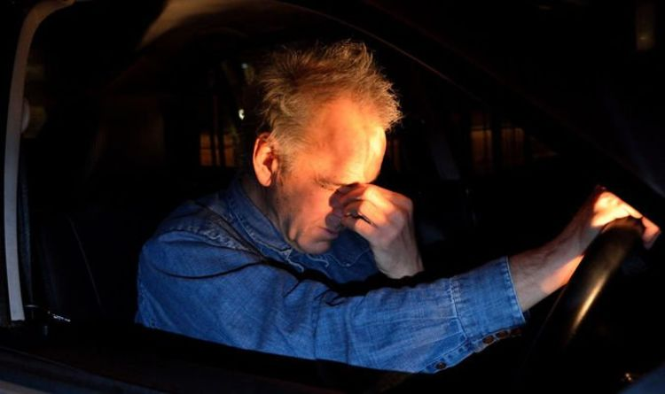 Elderly drivers 'can't see clearly' at night as eyes take 'much longer to recuperate'