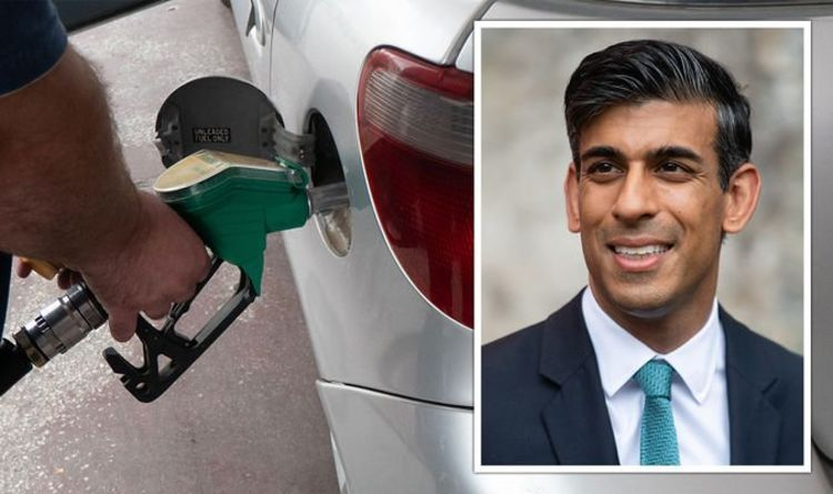 'Elephant in the room': Fuel duty and car tax changes expected in Rishi Sunak's Budget