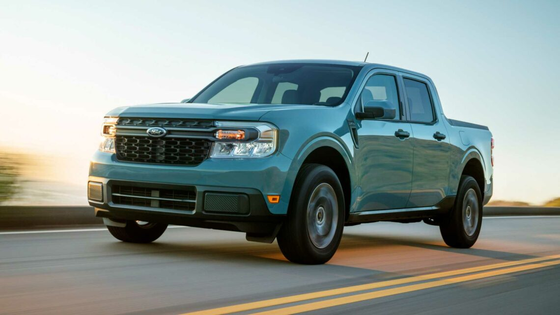 Ford Could Consider Smaller Truck To Slot Below Maverick