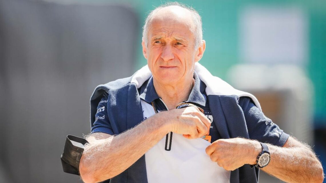 Franz Tost tells staff who do not like stacked 2022 calendar to quit