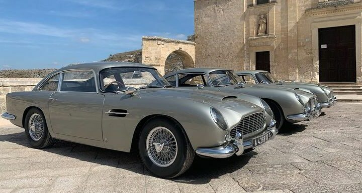 Here\u2019s the Car Enthusiast Way to Watch the New Bond Movie \u201cNo Time to Die\u201d