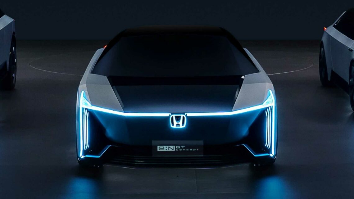 Honda: Only EV Sales In China By 2030