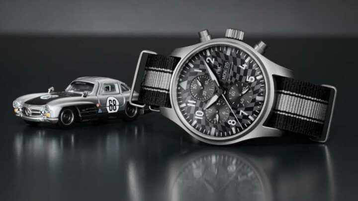 IWC x Hot Wheels Racing Works Pairs Watch With Exclusive Model