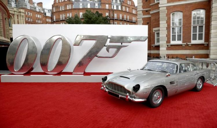 'Immensely fun': Aston Martin set to share the screen with James Bond in No Time To Die