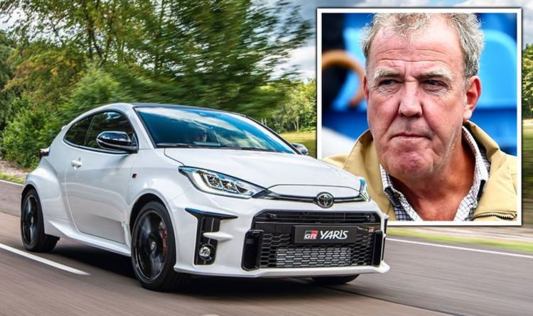Jeremy Clarkson says Toyota's new race car for the road is his 'Car of the Year'