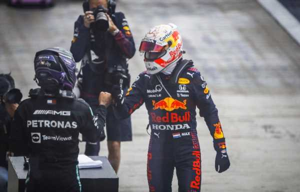 Lewis Hamilton does not 'hold any hostility' against Max Verstappen