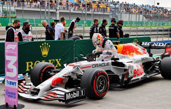 Max Verstappen expects to 'lose out' at start of Turkish Grand Prix