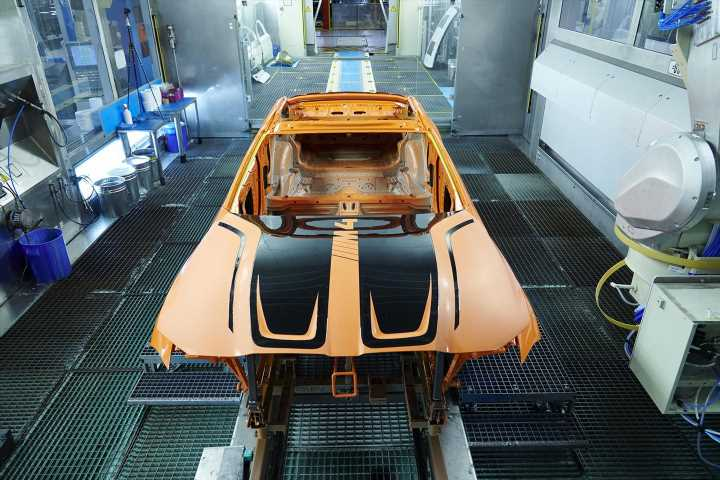 New BMW paint delivers 'limitless' possibilities