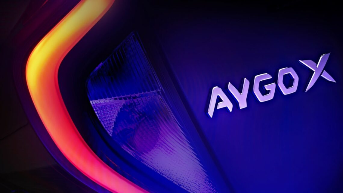 New Toyota Aygo X compact SUV set for launch in November