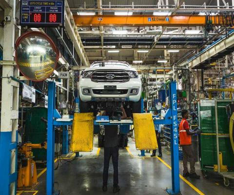 Tata in the race to acquire Ford's Chennai plant