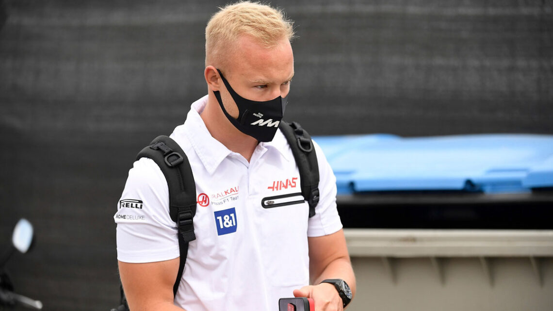 Timo Glock thinks 'overwhelmed' Nikita Mazepin could get a race suspension