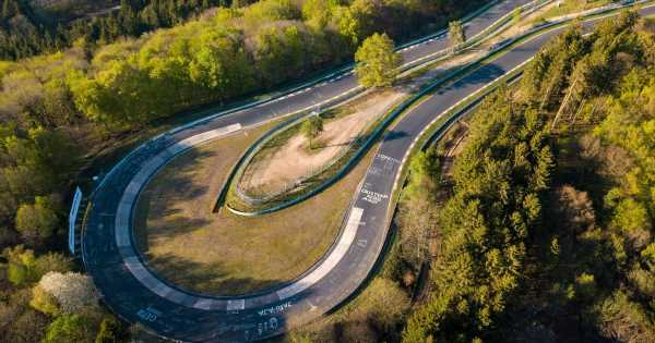 Tragic 10-Vehicle Nurburgring Accident Leaves 1 Dead And 7 Injured