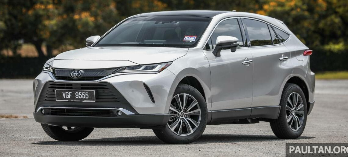 UMW Toyota Motor sold 8,033 vehicles in September 2021 – 218% increase from August; YTD at 43,594 units – paultan.org