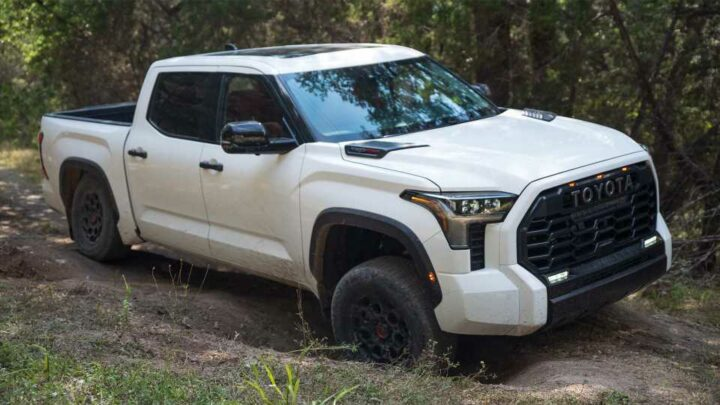 What Makes the 2022 Toyota Tundra TRD Pro a Better Off-Roader From the Factory